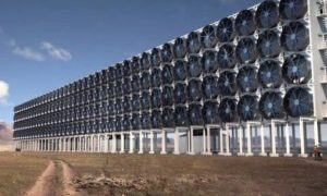 Lek na efekt cieplarniany – dializa powietrza, odzysk CO2