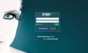 Eter9 – sieć społecznościowa zapewni Ci nieśmiertelność