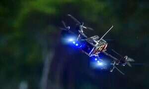 Miliarder inwestuje w wyścigi dronów