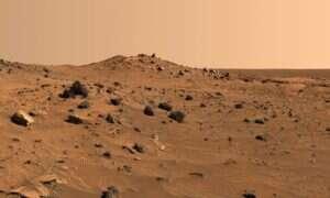 Autonomiczne drony będą szukać zasobów pod Marsem?