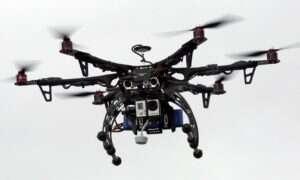 Koreańscy naukowcy badają zwalczanie dronów za pomocą dźwięku