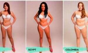 Photoshop pomógł odkryć ideał piękna w 18 krajach świata