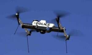 Policja w Północnej Dakocie może używać uzbrojonych dronów