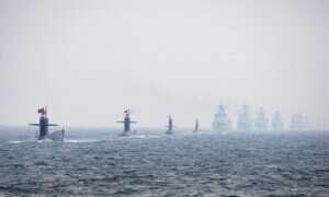 Infografika – wszystkie okręty chińskiej marynarki wojennej