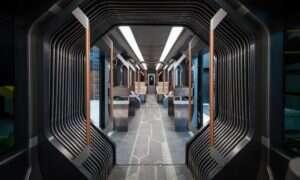 Rosyjski tramwaj przyszłości – zdjęcia