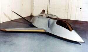 Samolot koncepcyjny Boeinga z lat 60. który wyprzedził swoje czasy