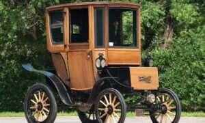 110-letni pionier elektrycznych samochodów sprzedany za 95 tysięcy dolarów