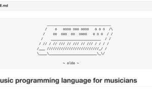 Komponowanie muzyki w edytorze tekstu stało się możliwe