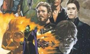 Recenzja komiksu Star Wars: Cienie Imperium