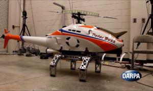 Projekt inteligentnego podwozia helikoptera finansowany przez DARPA