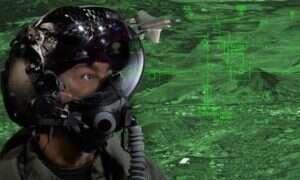 Hełm rzeczywistości rozszerzonej dla pilotów F-35