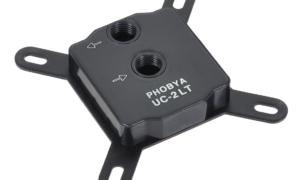 Test bloku Phobya CPU-Cooler UC-2 LT