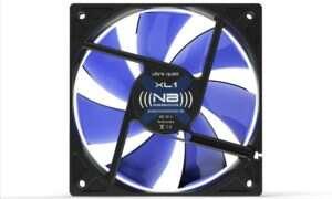 Test wentylatorów Noiseblocker NB-BlackSilentFan