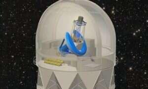 Amerykanie również pracują nad modelem 3D Wszechświata