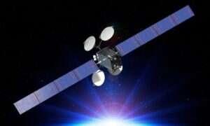 Pierwszy, całkowicie elektryczny satelita