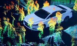 Łatwo oszukać lidar – autonomiczne pojazdy podatne na ataki