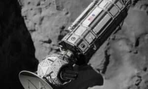 NASA pracuje nad sondą chwytającą się komet za pomocą harpuna
