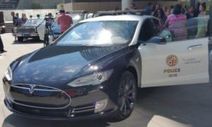 Policja Los Angeles testuje samochody elektryczne