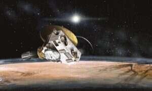 New Horizons przesyła dane na Ziemię. Zajmie to jeszcze rok