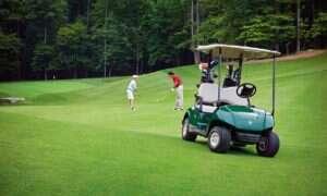 Autonomiczne wózki golfowe rozwożą turystów w Singapurze