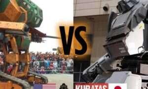 Pojedynek wielkich robotów zapowiada się coraz lepiej