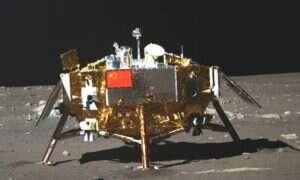 Chiński teleskop na księżycu