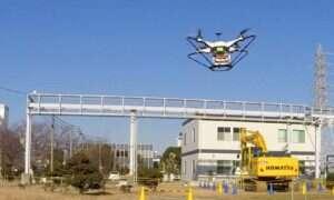 Zdalnie sterowane z pomocą dronów buldożery rozwiązaniem problemów w Japonii?