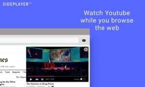 Korzystaj z Chrome, jednocześnie oglądając materiały z YouTube