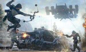 Recenzja Call of Duty: Black Ops III [Multiplayer]