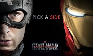 Pierwszy zwiastun Captain America: Civil War
