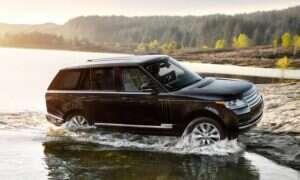 Zobacz jak Range Rover przejeżdża przez most zrobiony z… papieru