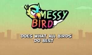 Recenzja gry mobilnej Messy Bird