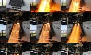 Zobacz test silników ratunkowych SpaceX