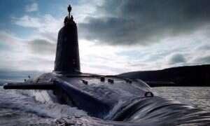 Brytyjski system obronny Trident może być podatny na ataki hakerskie