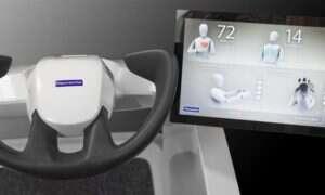 Samochodowy fotel, który wyczuje twój stres i zareaguje masażem
