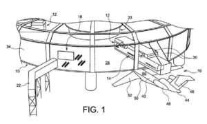 Airbus patentuje kabiny, zamieniające samoloty w ciężarówki