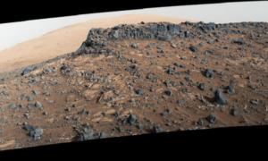 Na Marsie znaleziono ślady przepływu wody
