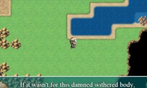 RPG, w którym wraz z postępem rozgrywki, stajemy się coraz słabsi