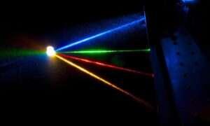 Pierwszy biały laser może zrewolucjonizować telewizory