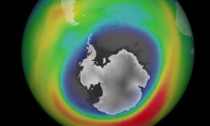 Powrót dziury ozonowej – niestety w wielkim stylu