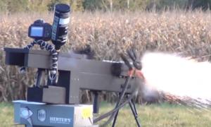 Oto railgun zbudowany przez Youtubera