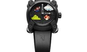 Dla fanów: zegarek Super Mario Bros za jedynie 18,950 dolarów