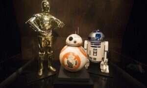 Nowojorska wystawa rekwizytów ze Star Wars