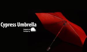 Parasolka, która będzie z Wami bez względu na wszystko