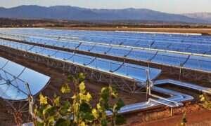 Elektrownia słoneczna w Warzazat zapewni prąd milionowi gospodarstw