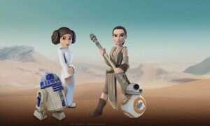 Code.org tworzy kursy programowania dla dzieci z postaciami z Gwiezdnych Wojen