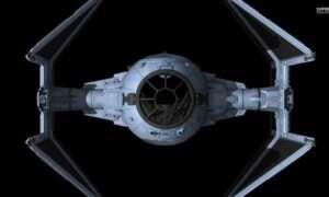 Jak TIE Fighter z Gwiezdnych Wojen zostaje zabawkowym dronem