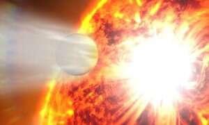 Na egzoplanecie wieje gorzej niż na dworcu w Kielcach