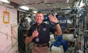 Kosmiczna pomyłka telefoniczna – Astronauta z ISS dzwoni pod zły numer