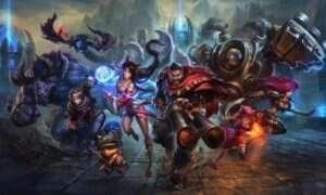 Riot Games zostało w pełni nabyte przez chiński Tencent